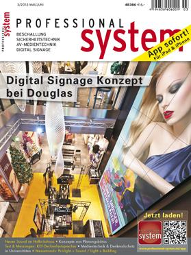 Produkt: Professional System Digital 3/2012