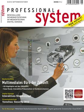 Produkt: Professional System Digital 5/2012
