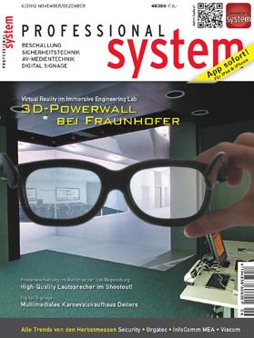 Produkt: Professional System Digital 6/2012