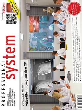 Produkt: Professional System Digital 1/2013
