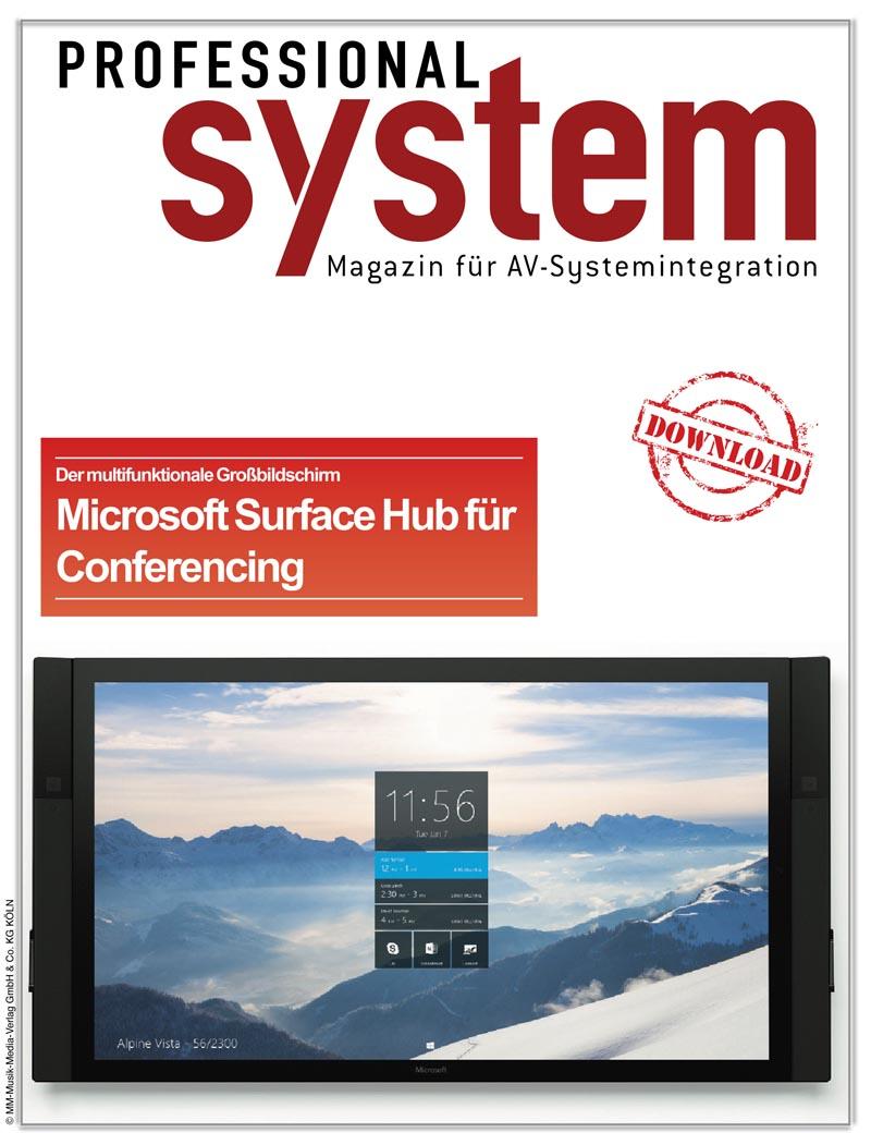 Produkt: Microsoft Surface Hub