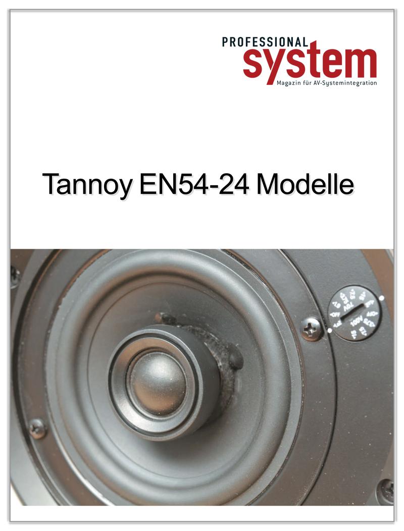 Produkt: Tannoy Lautsprecher