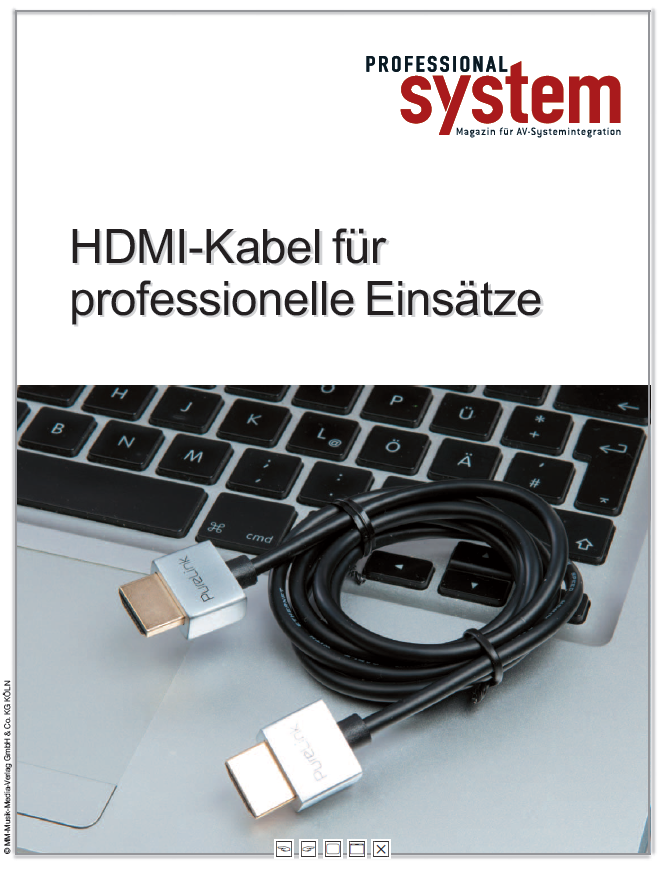 Produkt: HDMI-Kabellösungen von PureLink