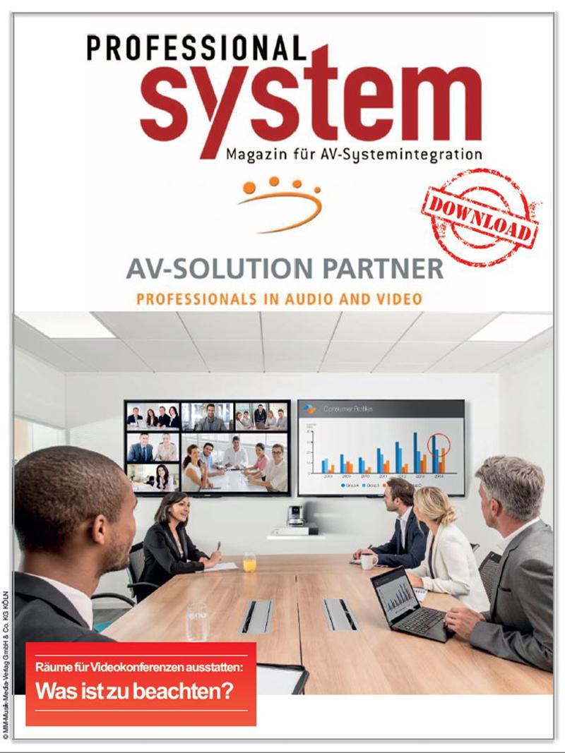 Produkt: Videokonferenzräume ausstatten – eine Anleitung