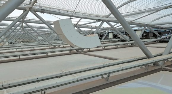 Line-Arrays Berliner Olympiastadion