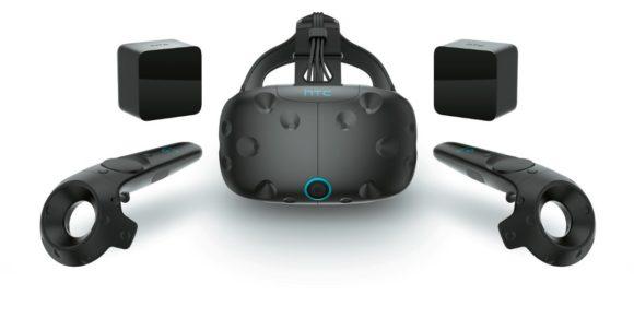 Vive Pro HMD Headset