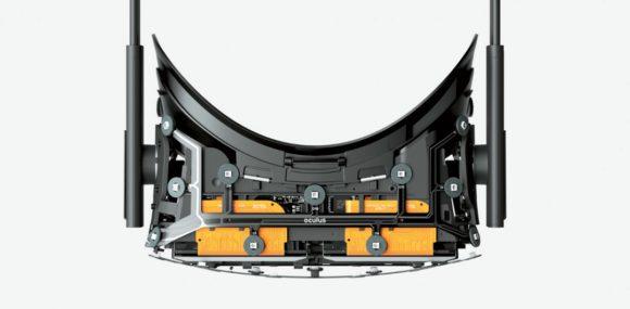 Oculus Rift VR-Headset