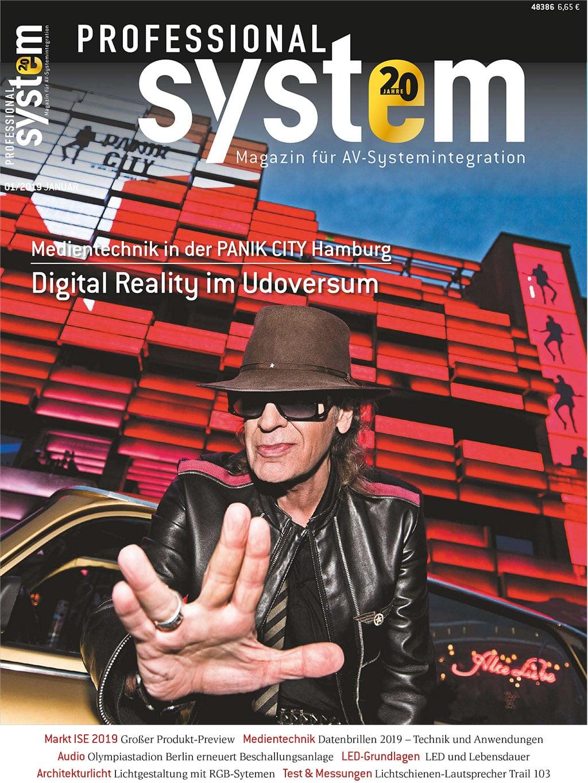 Produkt: Professional System 1/2019 Digital