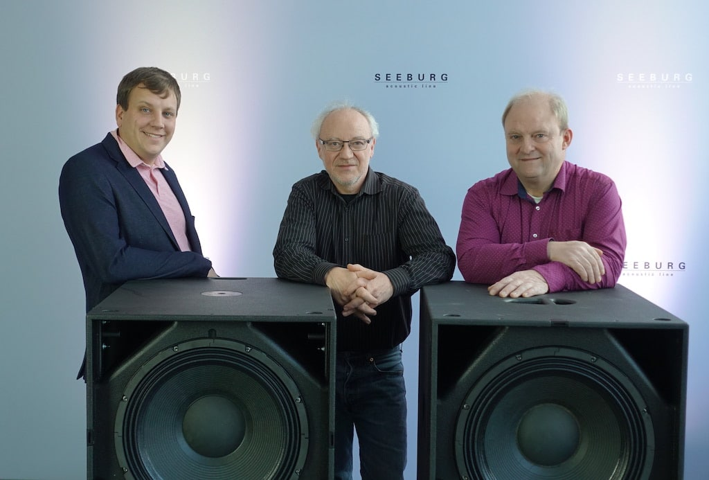 Simon Land, Winfried Seeburg, Thomas Henkel