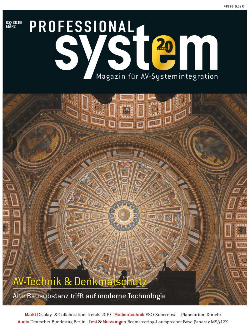 Produkt: Professional System 02/2019 Digital