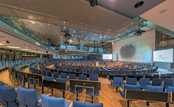 Plenargebäude Bonn