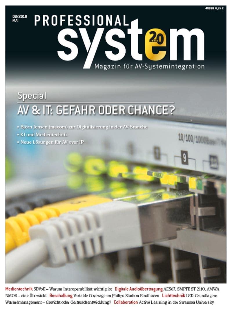 Produkt: Professional System 03/2019 Digital