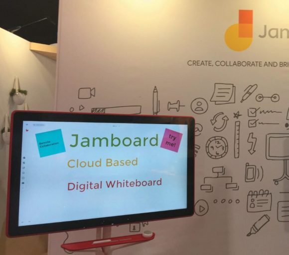 Collaboration-Tool: Google Jamboard