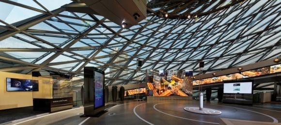 BMW Welt 2016