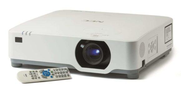 Laserprojektor von NEC
