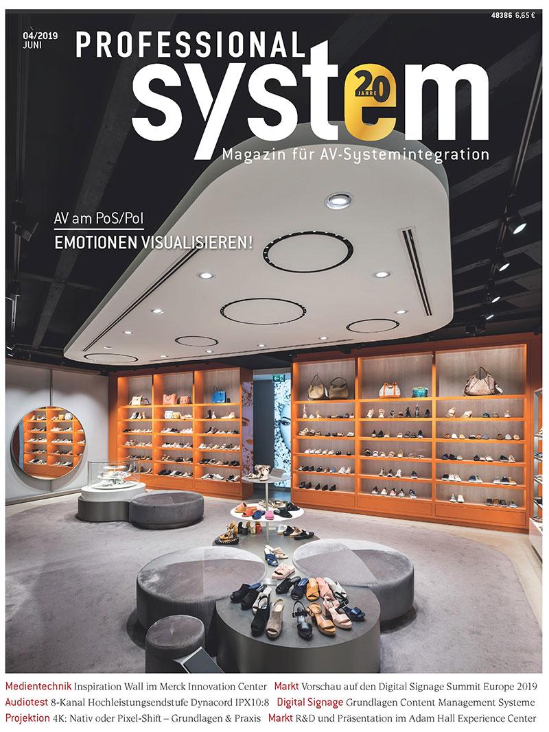 Produkt: Professional System 04/2019 Digital