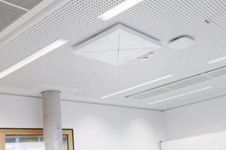 Decken-Ensemble TeamConnect Ceiling 2