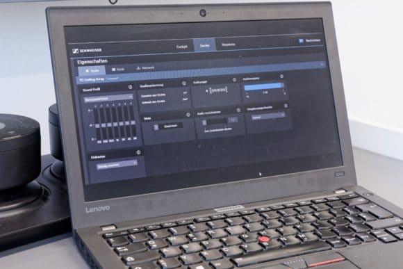Sennheiser Control Cockpit