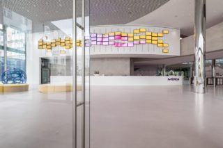 Merck Inspiration Wall