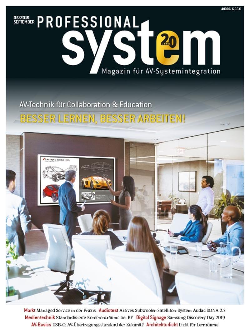 Produkt: Professional System 06/2019 Digital