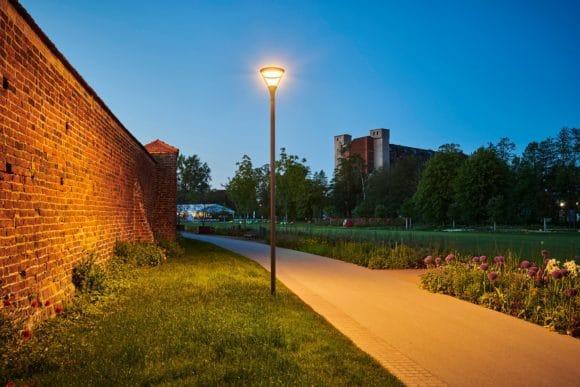 Sky Parkleuchte der Focus-Lighting GmbH
