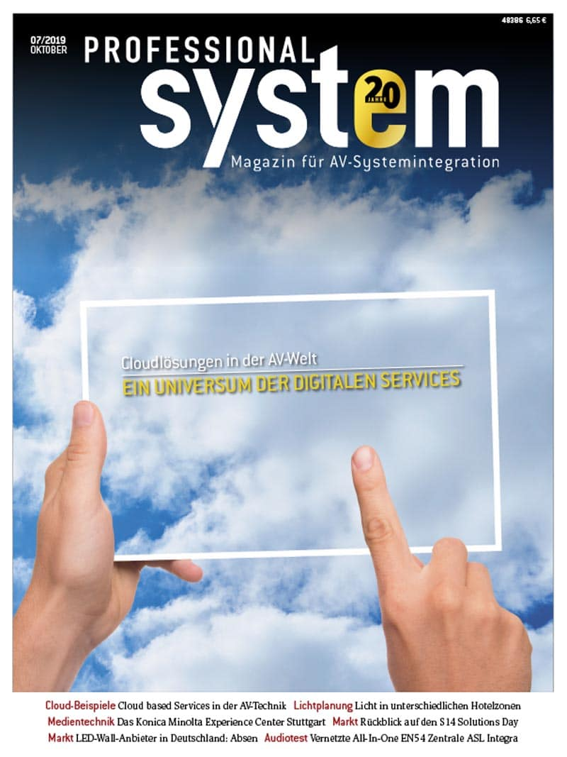 Produkt: Professional System 07/2019