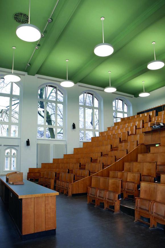 Humbold Universität in Berlin