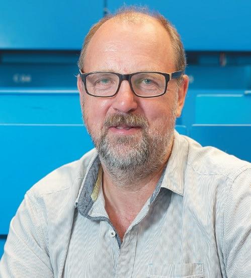 Dipl.-Ing. (FH) Jürgen Kössinger