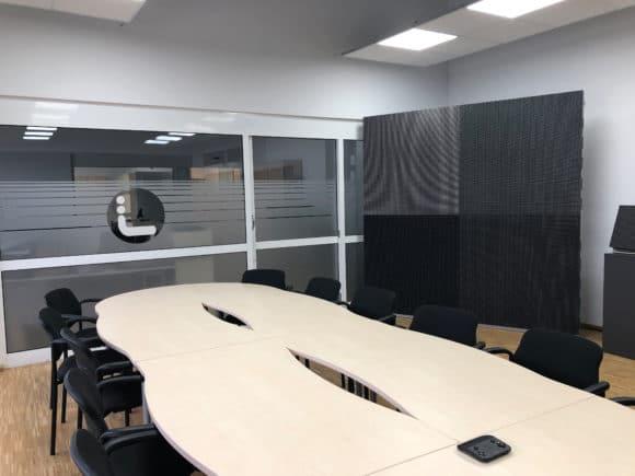 Schulungsbereich LEDCON