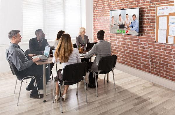 NEC  Meetingraum