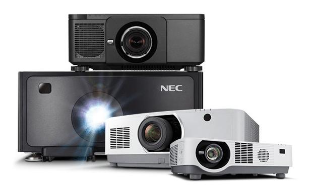 NEC Projektoren
