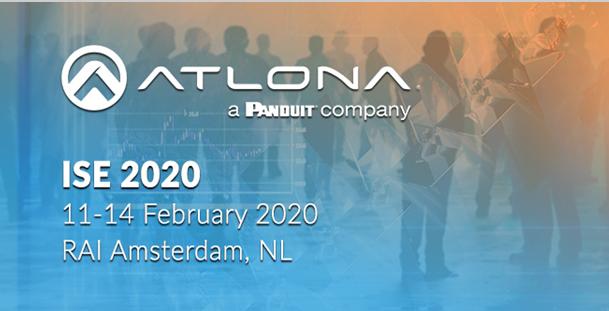 Atlona auf der ISE 2020