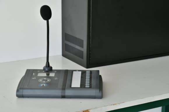 mPS10 Tischsprechstelle
