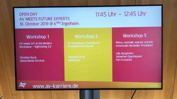 Workshop-Programm