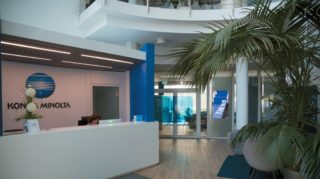 Konica Minolta Experience Center Stuttgart