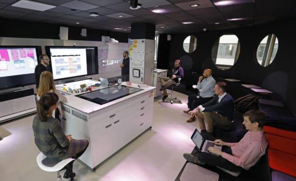 Macom Case Study: Service-Design-LAB bei der Volkswagen AG