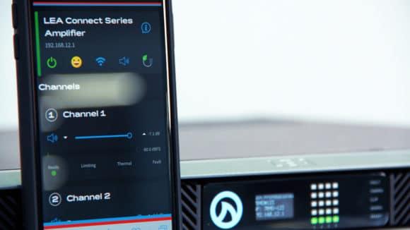 IoT Amps von LEA Professional