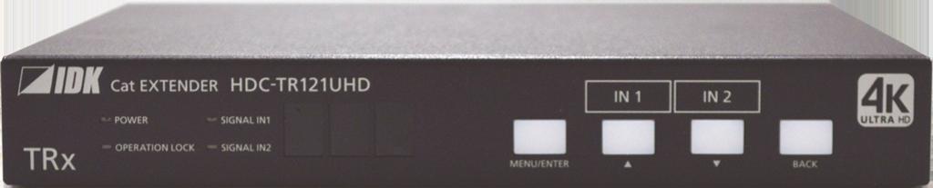 HDC TR121UHD