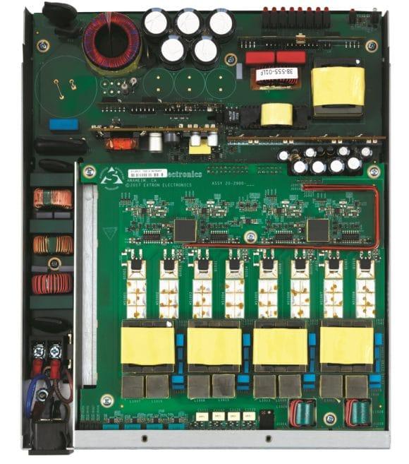 D-Class Verstärkerreihe XPA Ultra
