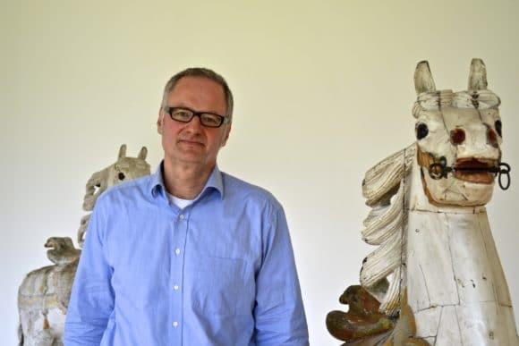 Daniel J. Schreiber, Direktor des Buchheim Museum der Phantasie