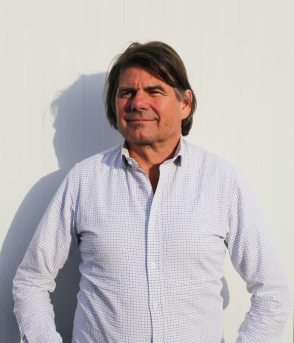 Abteilungsleiter Rolf Nebel