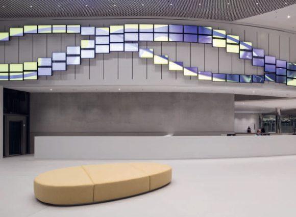 Merck Innovation Wall