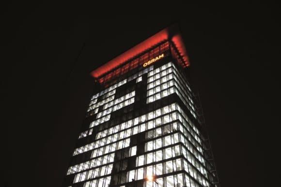 Osram Hauptsitz in München