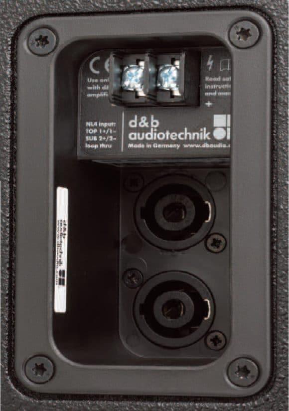 Subwoofer d&b Bi8