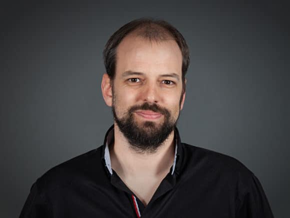 Rolf Aegerter, Head of Concepts bei der Kilchenmann AG