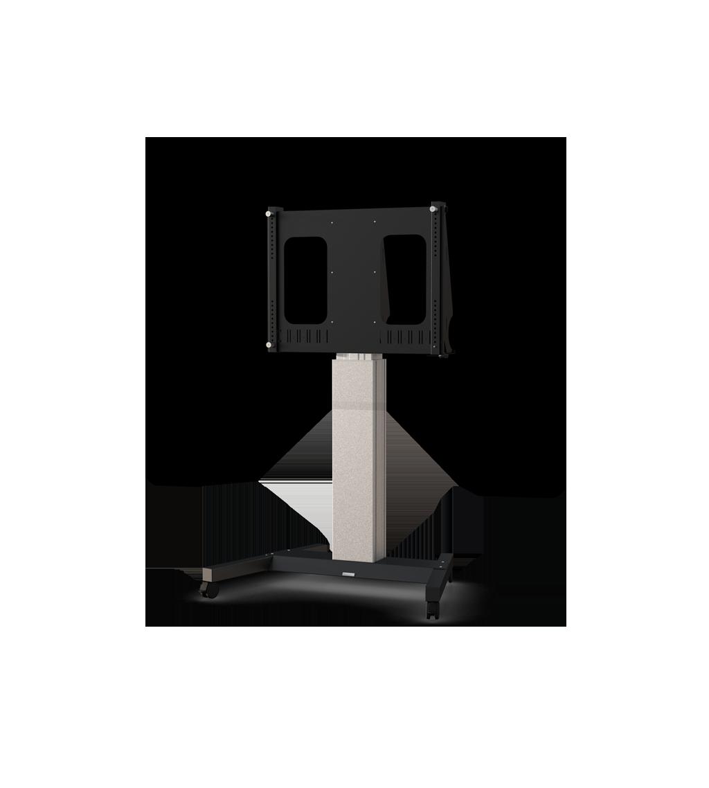 Displaylift mit mobilem Ständer