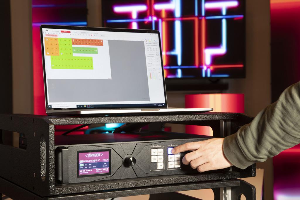 SCXL Controller in der Anwendung
