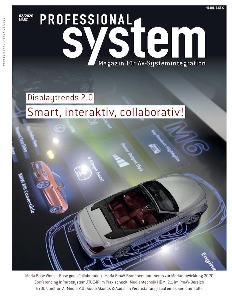 Produkt: Professional System 02/2020 Digital