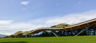 The Macallan Brand Experience. Architektur: Rogers Stirk Harbour + Partners.