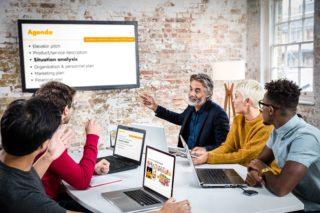 Collaboration-Tools für die Zusammenarbeit in Projekt-Teams